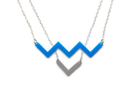 Birds {{ product.type }} - Brevity Jewelry - Made in USA - Affordable gold and silver necklaces