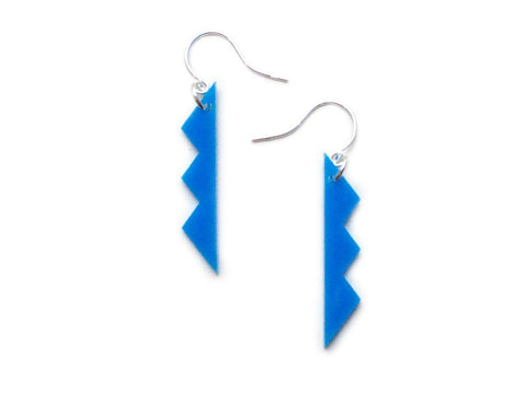 Mountain Earrings - FREE GIFT! {{ product.type }} - Brevity Jewelry - Made in USA - Affordable gold and silver necklaces