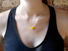 Arrowhead Necklace - Brevity Jewelry - Made in USA - Affordable Gold and Silver Jewelry