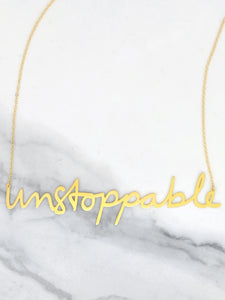 Unstoppable - XX
