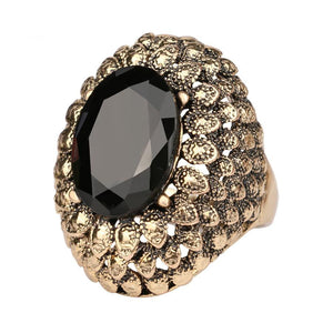 Boho Cocktail Ring -BBB Breon-Jovon