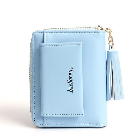 Women  Small Tassels Wallet Breon-Jovon