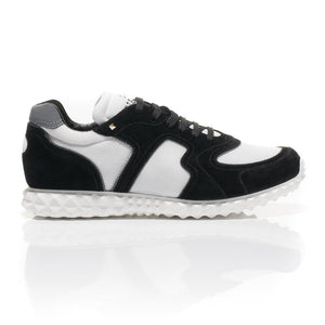 Valentino - Black and White Soul AM Sneakers 2