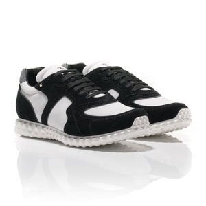Valentino - Black and White Soul AM Sneakers 1