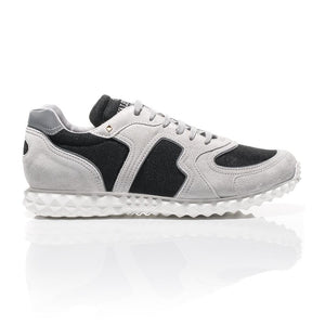 Valentino - Grey and Black Soul AM Sneakers 2