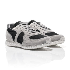 Valentino - Grey and Black Soul AM Sneakers 1