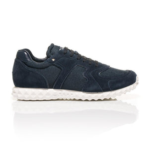 Valentino - Triple Navy Blue Soul AM Sneakers 2