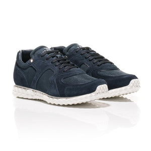 Valentino - Triple Navy Blue Soul AM Sneakers 1