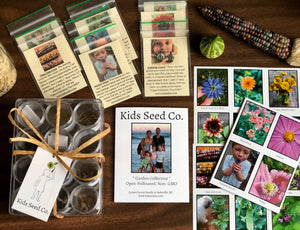 Asheville Seed Company- Kids Seed Co. Holiday Gifts