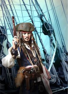 Jack Sparrow, Pirates of the Caribbean