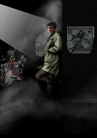 Quadrophenia - Jimmy Cooper