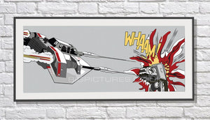 Whaam ! - Star Wars