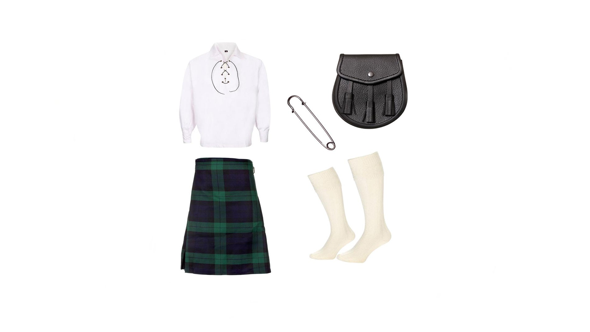 A quick guide to Kilt Outfits!