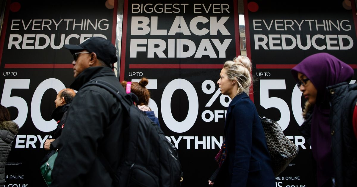 Black Friday in the UK