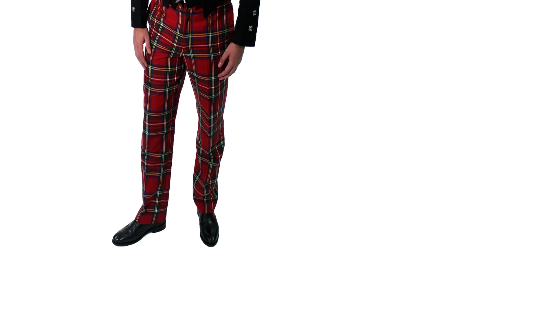 Where did Tartan Trews come from?