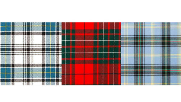 Our Favourite Winter Tartans