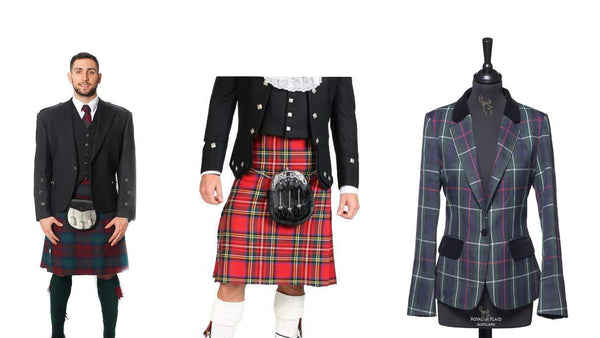 The Five Best Kilts, Jackets and Accessories for 2020!