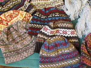 Knitting – a Scottish Craft