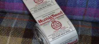 Harris Tweed Fun Facts