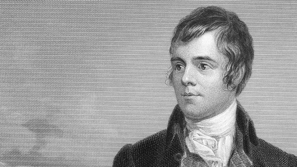 Robert Burns - The man of many words