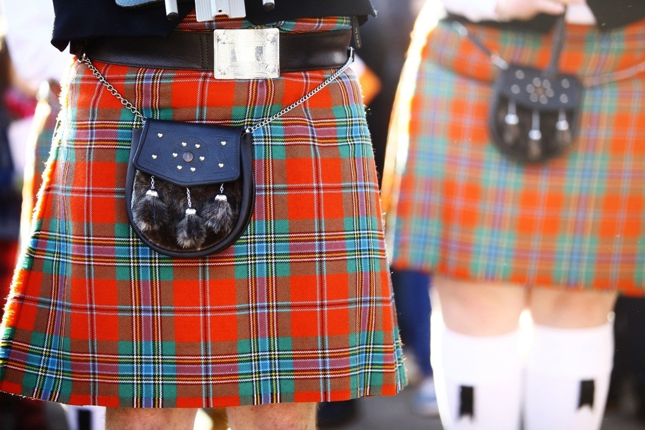 How to look after your Kilt!