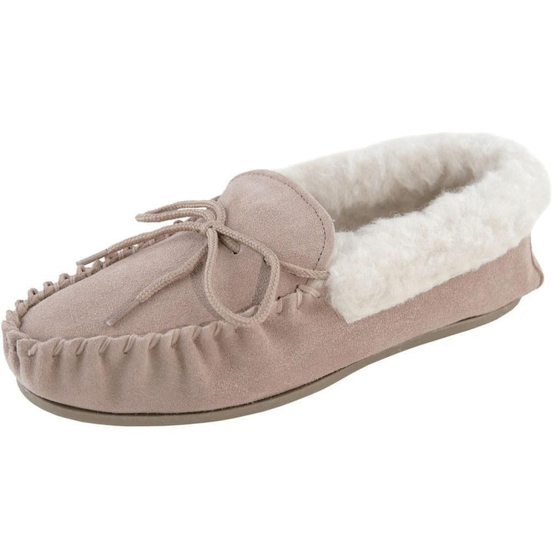 Ladies Moccasin - Camel