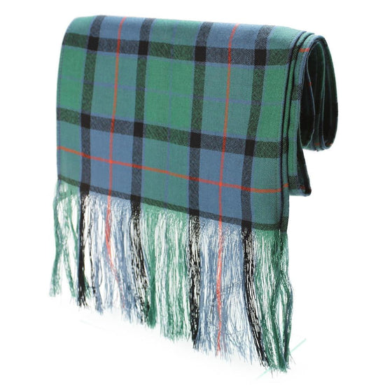 100% Wool Tartan Sash - Flower of Scotland