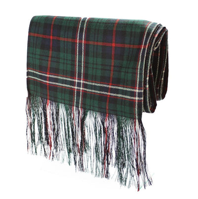 100% Wool Tartan Sash - Scottish National