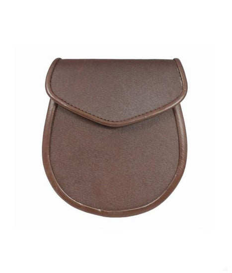 Basic Brown Leather Sporran