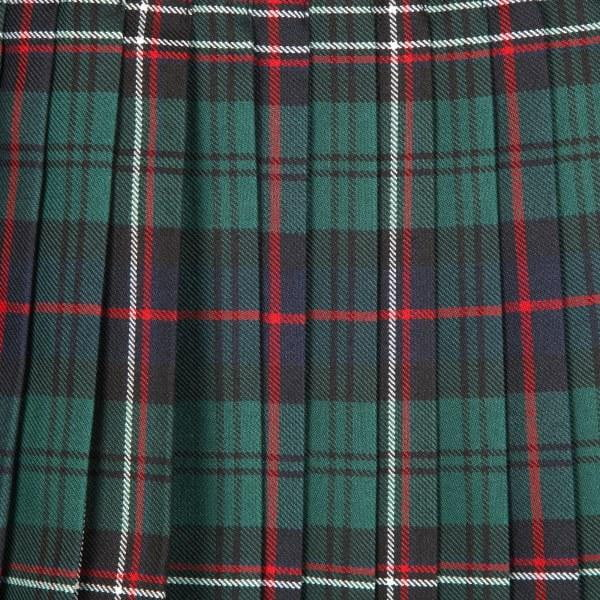 Men's Kilt, 8 Yard Polyviscose - Scottish National