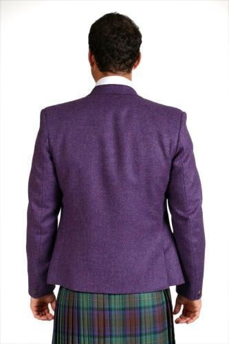 Prestige 3 Button Tweed Day Jacket and 5 Button Waistcoat - Made to Order