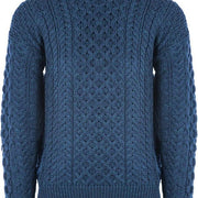 Men's Crew Neck Sweater by Aran Mills - 5 Colours