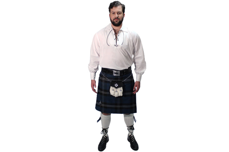 Men's 5 Piece Starter Package with 8 Yard Kilt