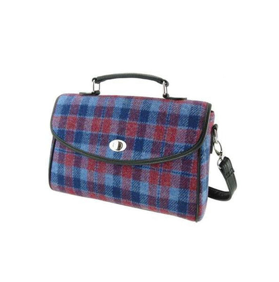 Harris Tweed Calder Satchel Bag