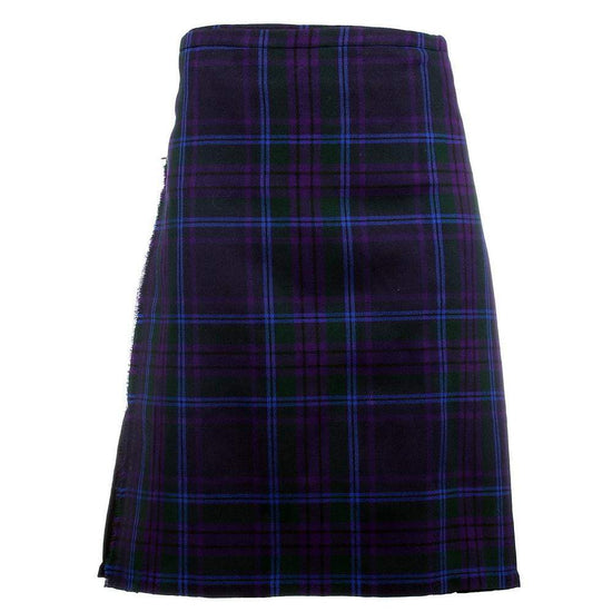 Men's 8 Yard Kilt - 100% 13oz Wool - Spirit of Scotland - Instock