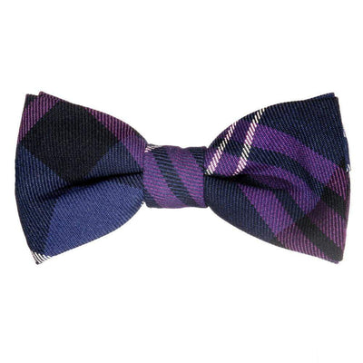 Polyviscose Bow Tie - Heritage of Scotland