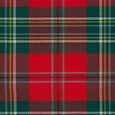 MacLean of Duart Red Modern