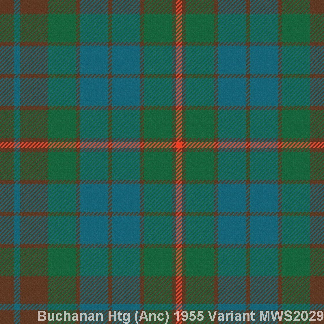 Buchanan Hunting Ancient 1955 Variant