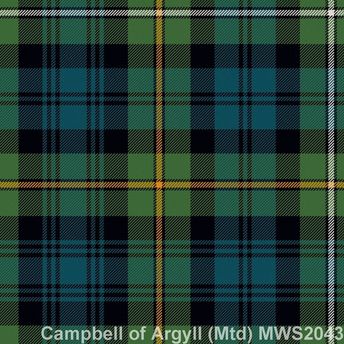 Campbell of Argyll Muted