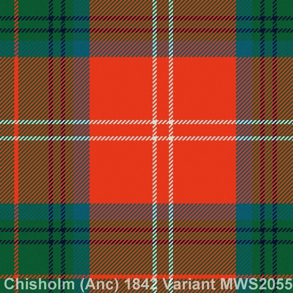Chisholm Ancient 1842 Variant