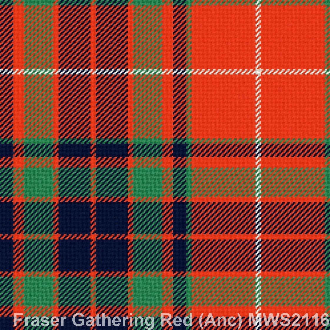 Fraser Gathering Red Ancient
