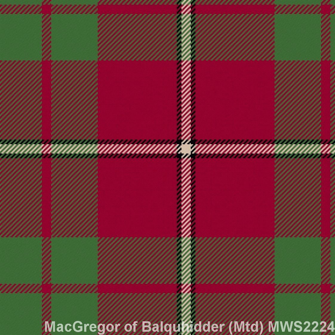 MacGregor of Balquidder Muted