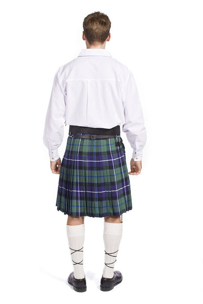Casual Kilt Outfit, 8 Piece Package, Special Offer Price