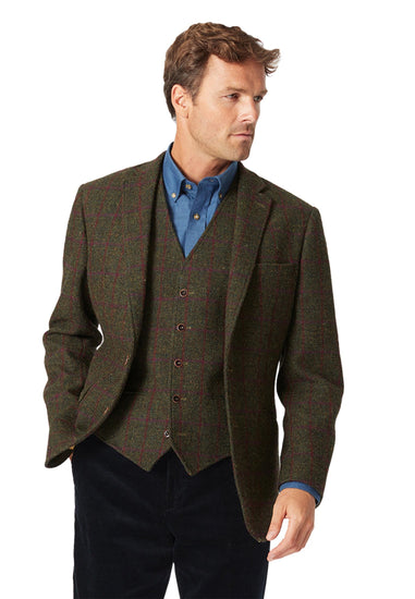 Men's Harris Classic Fit Tweed Jacket - Torrance - New for 2020