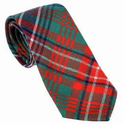 100% Wool Tartan Neck Tie - Wilson Ancient