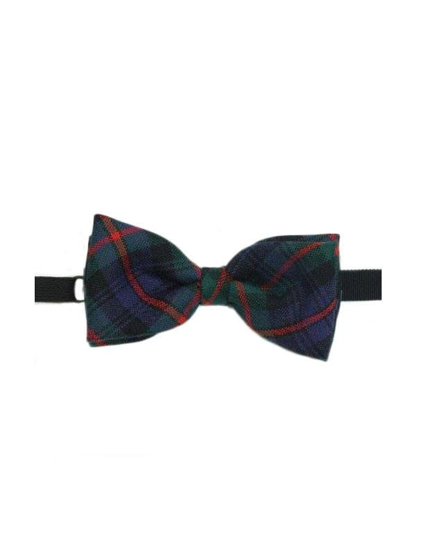 100% Wool Tartan Bow Tie - Murray of Atholl Modern