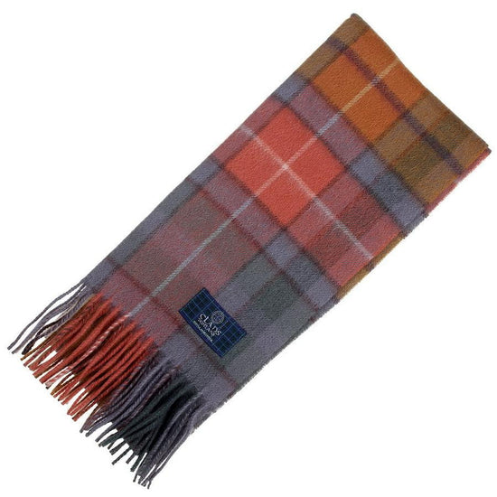 Clan Tartan Scarf - Buchanan Antique