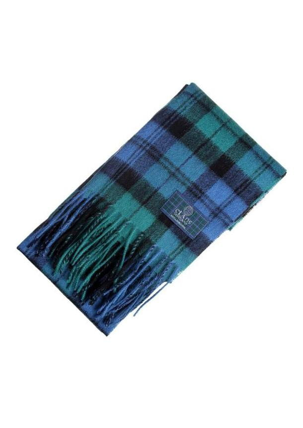 Clan Tartan Scarf - Campbell Clan Ancient