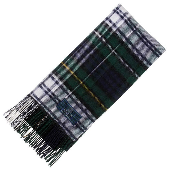 Clan Tartan Scarf - Campbell Dress Modern
