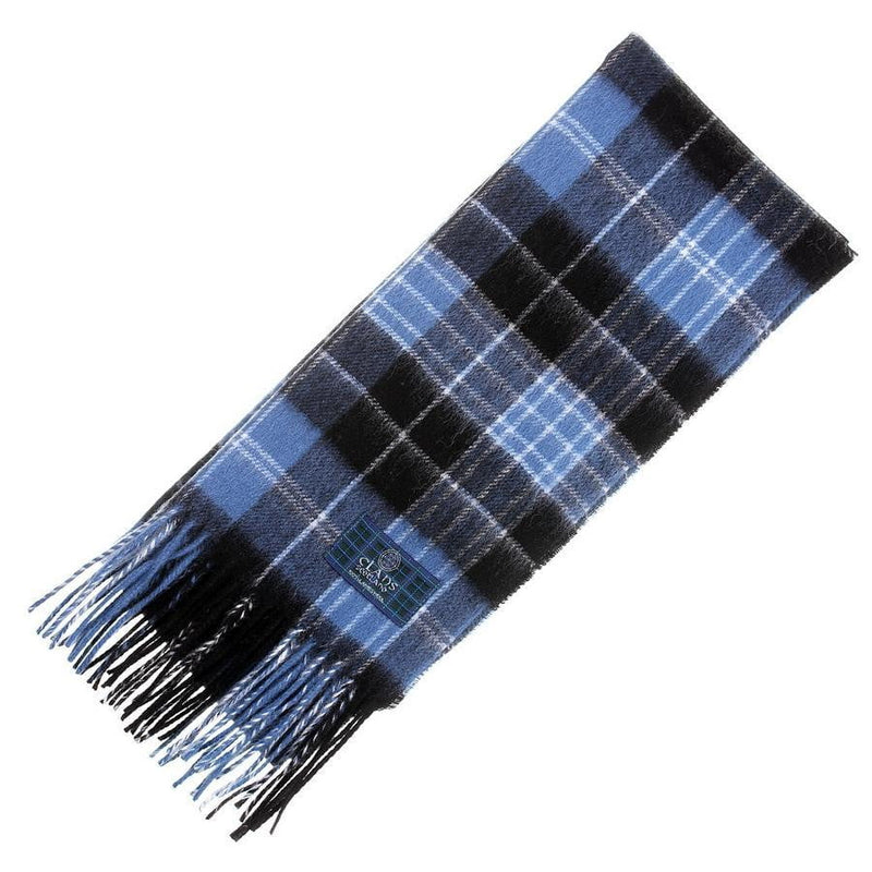 Clan Tartan Scarf - Clark Ancient